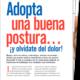 Artículo Adopta una buena postura y olvídate del dolor