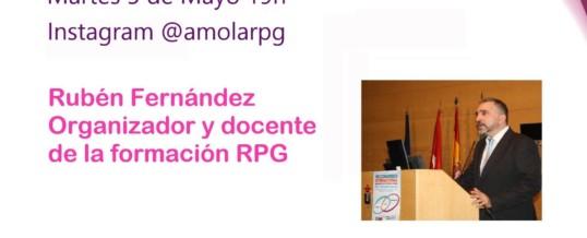 Repetimos entrevista con Rubén Fernández